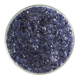 Midnight Blue Transparent Frit (1118)-5 lbs.-Medium-The Glass Underground