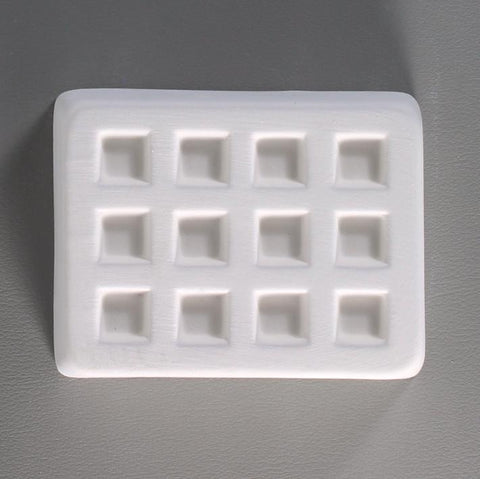 Mini Squares Mold (12)-The Glass Underground