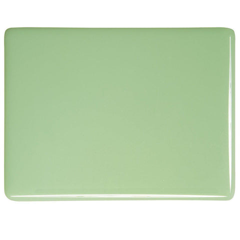 Mint Green Opal (112) 3mm-1/2 Sheet-The Glass Underground