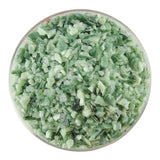Mint Opal, Aventurine Green Transparent Streaky Frit (2112)-5 lbs.-Coarse-The Glass Underground