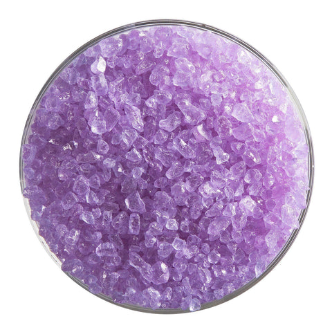 Neo-Lavender Shift Transparent Frit (1442)-5 lbs.-Coarse-The Glass Underground
