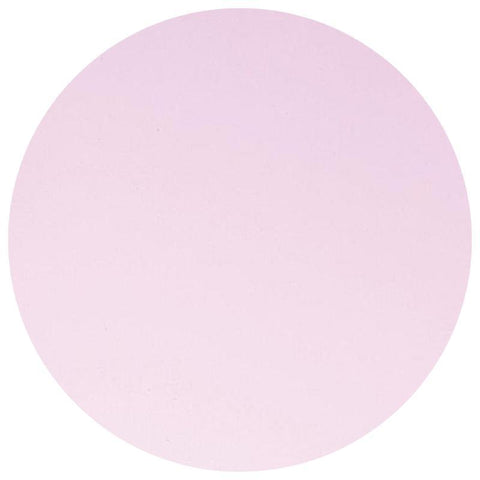 Opal Glass Circles - Petal Pink (421)