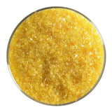 Orange Transparent Frit (1125)-5 lbs.-Medium-The Glass Underground