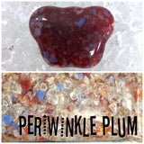Periwinkle Plum Frit Mix-5 oz.-The Glass Underground