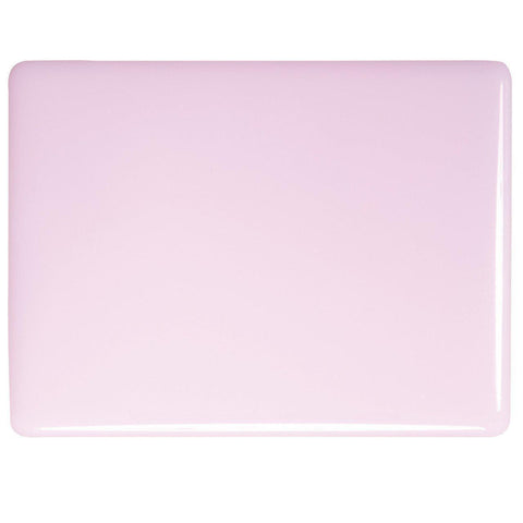 Petal Pink Opal (421) 2mm-1/2 Sheet-The Glass Underground