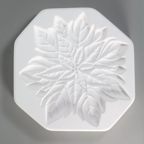 Poinsettia Casting Mold-The Glass Underground