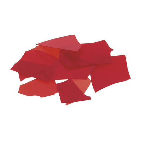Red Opal (124) Confetti-4 oz-The Glass Underground