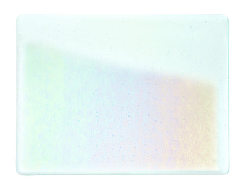 Red Reactive Clear Irid Transparent (1019-51) 2mm-1/2 Sheet-The Glass Underground