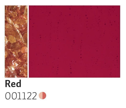 Red Transparent Frit (1122)-5 lbs.-Coarse-The Glass Underground