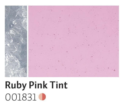 Ruby Pink Tint Transparent Frit (1831)-5 lbs.-Coarse-The Glass Underground