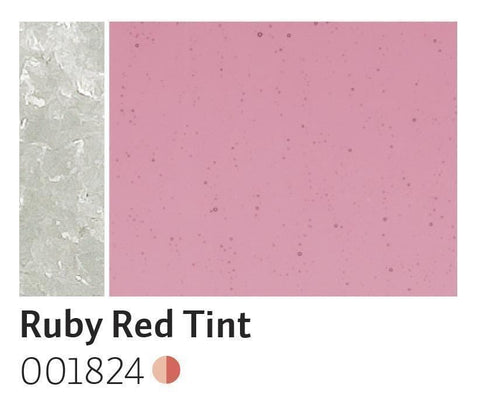 Ruby Red Tint Transparent Frit (1824)-5 lbs.-Coarse-The Glass Underground