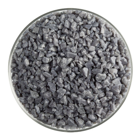 Slate Gray Opal Frit (236)-5 lbs.-Coarse-The Glass Underground