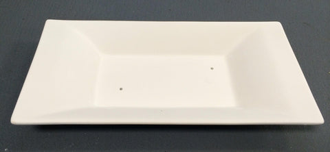 Sloped Rectangular Platter