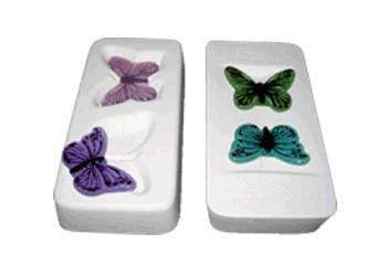 Small Butterflies Mold-The Glass Underground