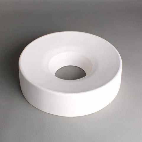 Small Round Slump Ring-The Glass Underground