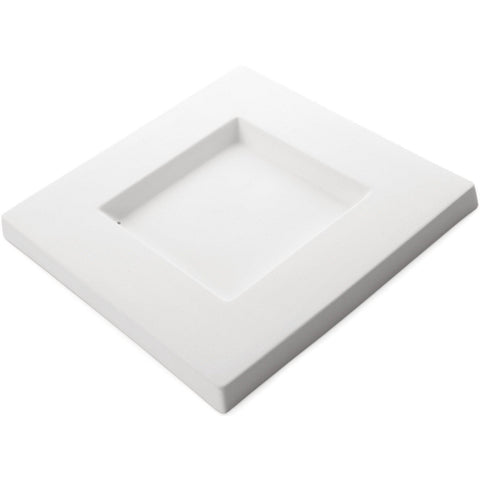 Square Platter (8638)-Default-The Glass Underground