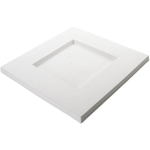 Square Platter (8646)-Default-The Glass Underground