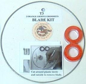 Standard Replacement Blade for the Taurus 3 Ring Saw-The Glass Underground