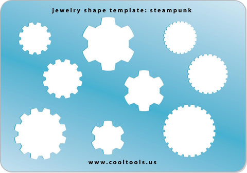 Steampunk Shape Template-The Glass Underground