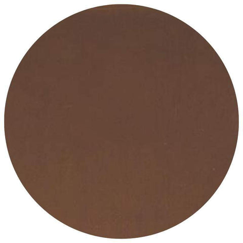 Transparent Glass Circles - Sienna Transparent (1119)