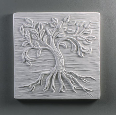 Tree of Life Texture Mold-The Glass Underground