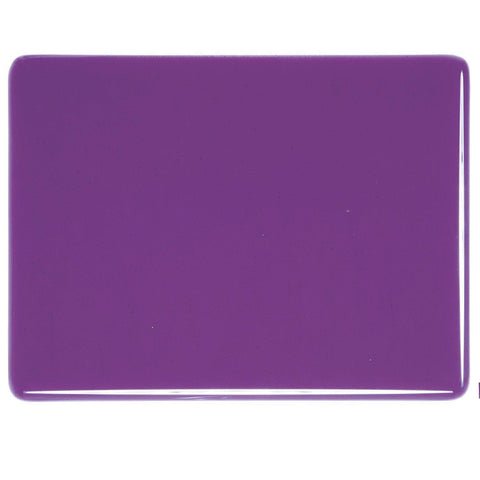 Violet Transparent (1234) 3mm-1/2 Sheet-The Glass Underground