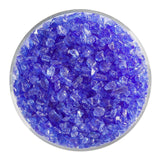 Violet Transparent Frit (1234)-The Glass Underground