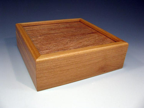 "Wood Box for 6"" Tile-The Glass Underground"