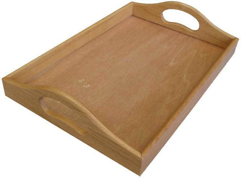 Wooden Tray-Alderwood-The Glass Underground