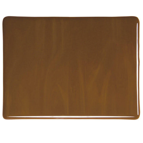 Woodland Brown Opal (203) 3mm-1/2 Sheet-The Glass Underground