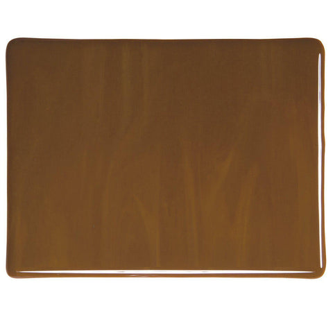 Woodland Brown Opal (203) Full Sheet Glass-The Glass Underground