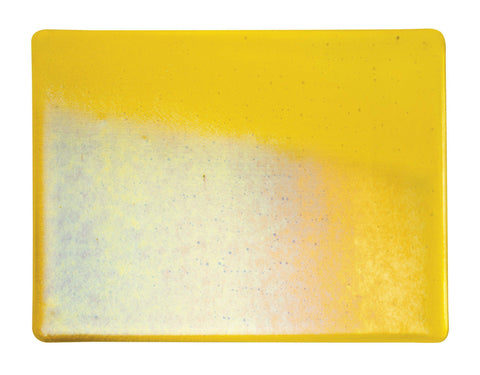 Yellow Irid (1120-31) Full Sheet Glass-The Glass Underground