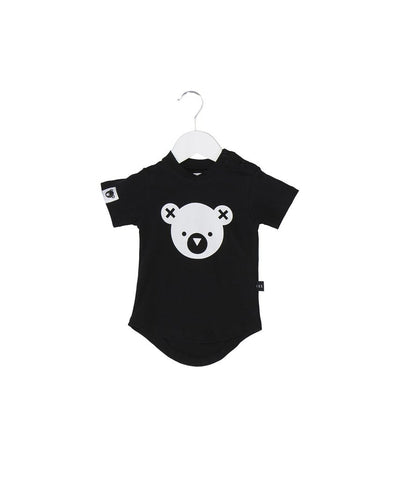 Huxbaby - Bear Essentials Drop Back Shirt