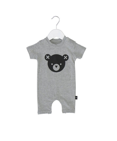 Huxbaby - Bear Essentials Short Romper