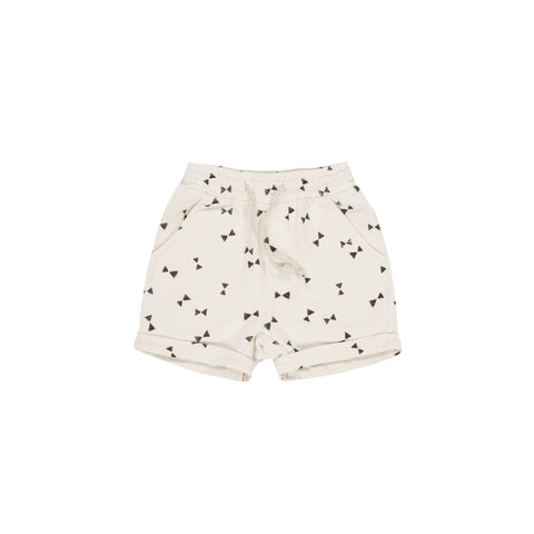 Rylee & Cru - Bow Ties Sweat Short