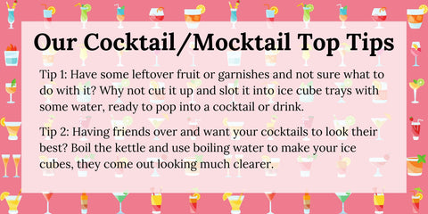 Eldimaa Fashion's Cocktail and Mocktail Tips