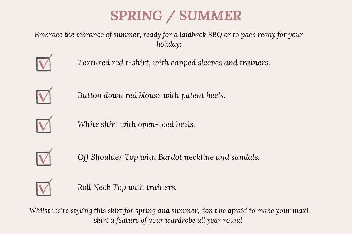 The Tife: Summer Fashion 2021 Styling Guide