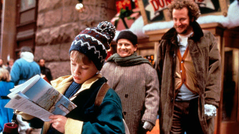 Home Alone 2 Boy in New York on Christmas