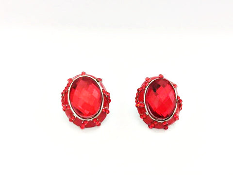 Ruby Earrings By Eldimaa - Eldimaa Fashion