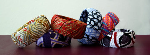 African Print Bangles by Eldimaa Fashion - Eldimaa Fashion