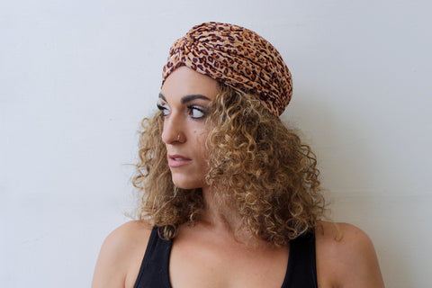 Animal Turban for Women - Eldimaa Fashion