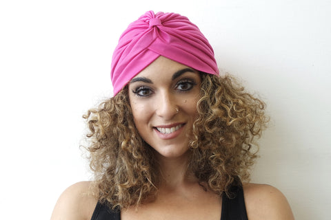 Pink Turban for Women - Eldimaa Fashion
