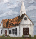 "ETW Local Art ""Copper Church"""