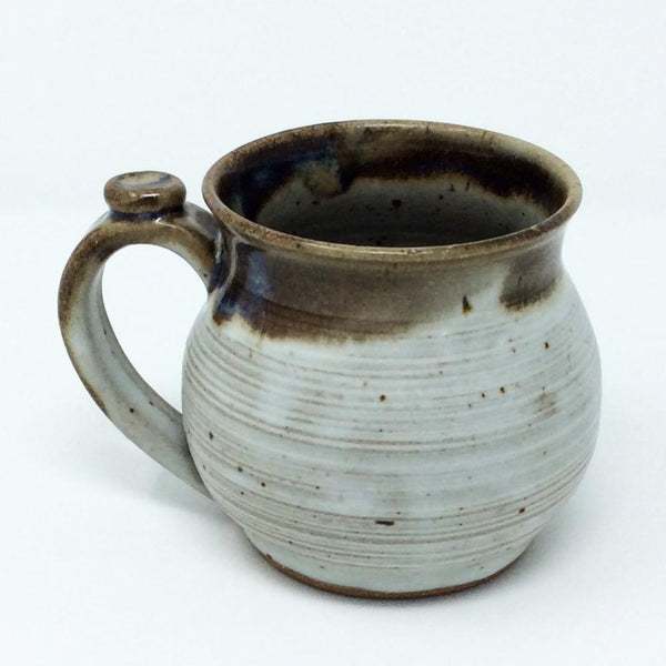 Fingerprint Pottery Columbian Mug