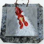 "ETW Local Art ""Rooster on Tin"""
