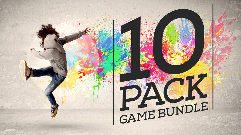 10 Pack Game Bundle