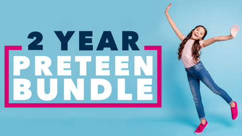 2 Year Preteen Bundle
