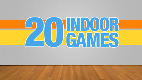20 Indoor Games (NEW)