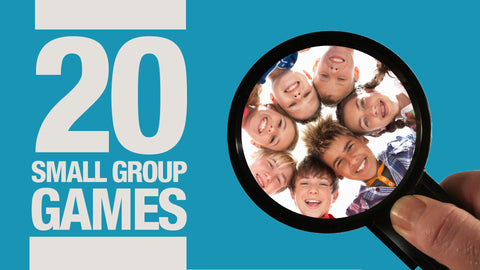 20 Small Group Games (NEW)