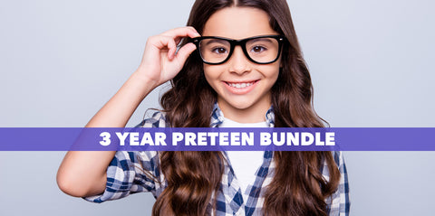 3 Year Preteen Bundle